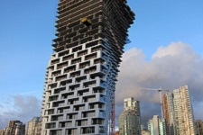Building Vancouver House: January 2018